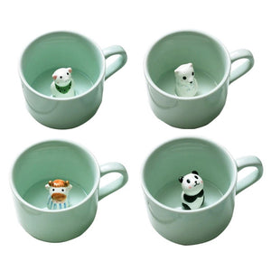 Animal Surprise Mugs - the-little-details-home-accents
