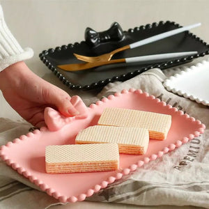 Bow Tie Platter - the-little-details-home-accents