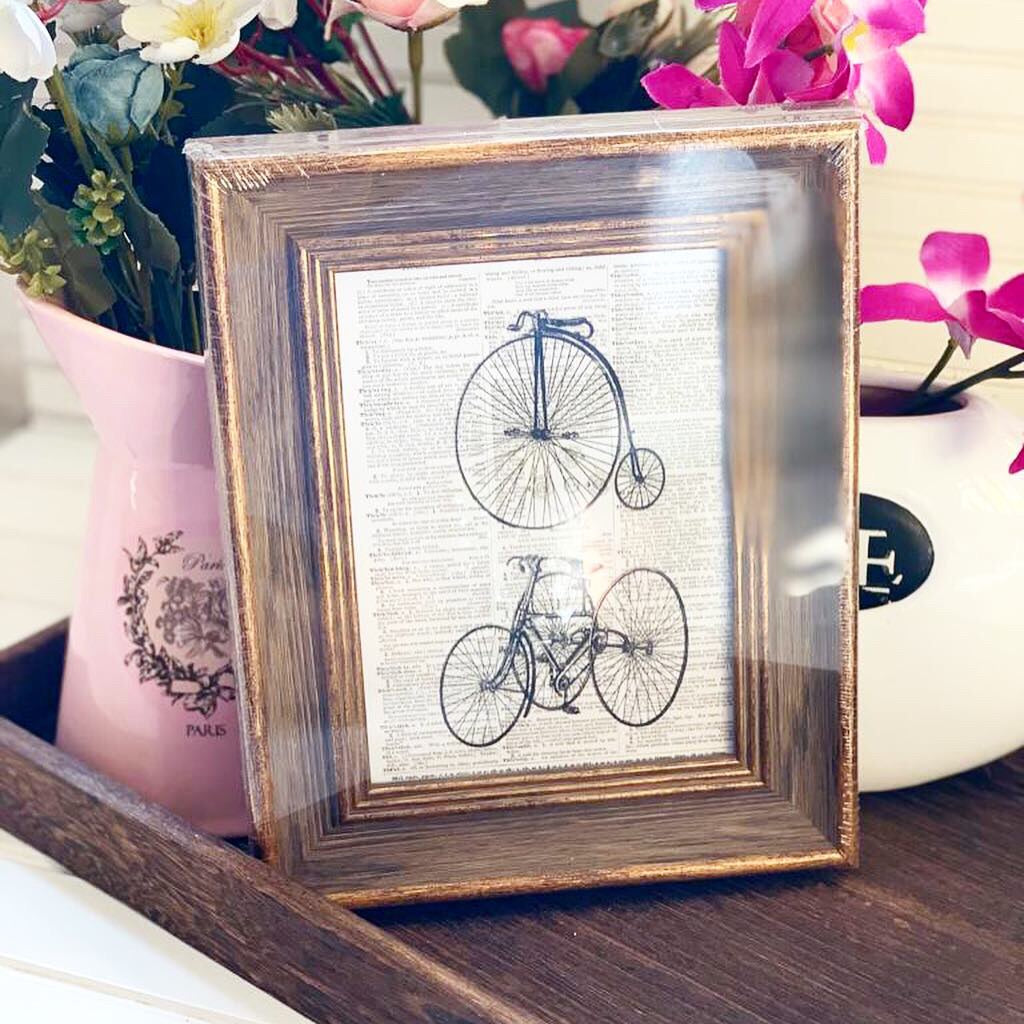 Bronze Detail Photo Frame - the-little-details-home-accents