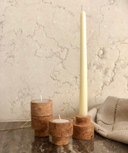 Load image into Gallery viewer, Reversible Candle Stand - Set of 2