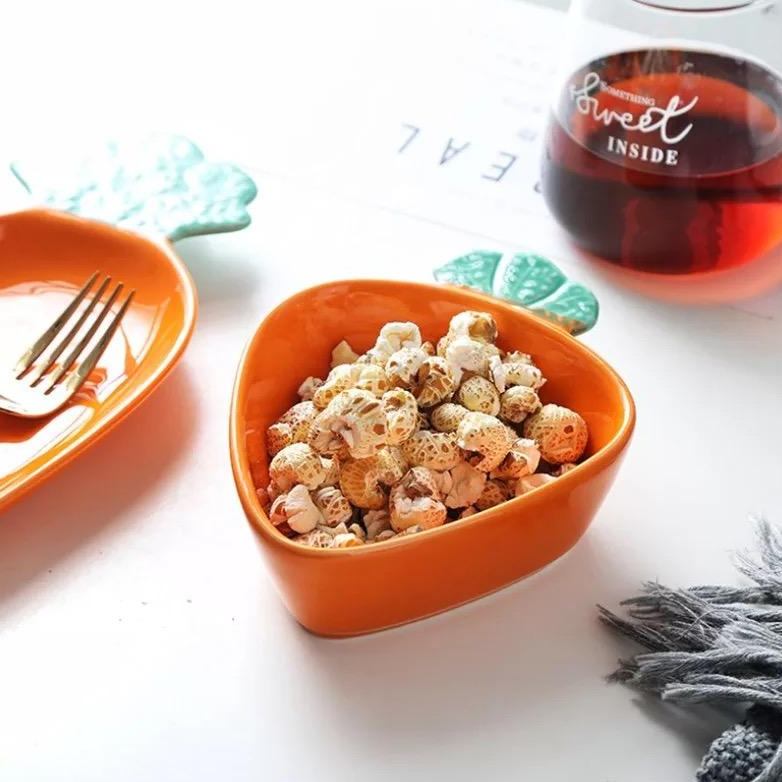 Carrot Snack Bowl