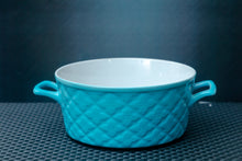 Load image into Gallery viewer, Quilted Ceramic Serving Bowls - the-little-details-home-accents