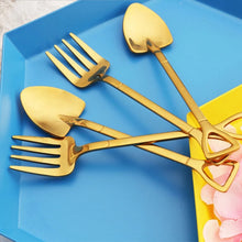 Load image into Gallery viewer, Gardening Dessert Cutlery Set - the-little-details-home-accents