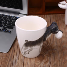 Load image into Gallery viewer, 3D Black Terrier Mug - the-little-details-home-accents