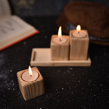 Load image into Gallery viewer, Elevation Tealight Holder - Set of 3