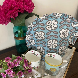 Geometric Flora Tea Cosy