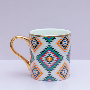 Gold Detail Printed Mug - the-little-details-home-accents