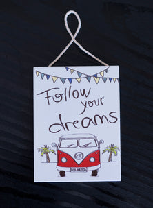 Mini Quote Wall Hangings - the-little-details-home-accents