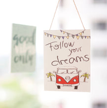 Load image into Gallery viewer, Mini Quote Wall Hangings - the-little-details-home-accents