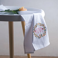 Load image into Gallery viewer, Love Hope Dream Tea Towels - Set of 3 - the-little-details-home-accents