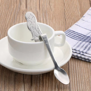 Hanging Mermaid Tea Spoon - the-little-details-home-accents