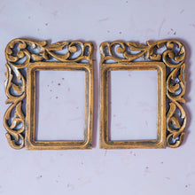 Load image into Gallery viewer, Vintage Metallic Decorative Wall Frames