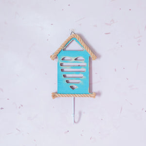 Nautical House Heart Wall Hook