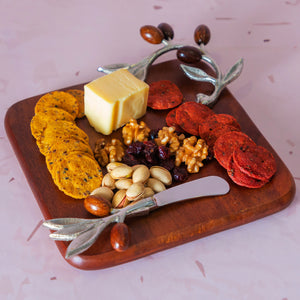 Olive Cheese Board
