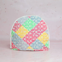 Load image into Gallery viewer, Patchwork Flora Hakoba Tea Cosy