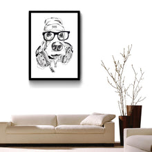 Load image into Gallery viewer, Pawsome Illustration Art Print