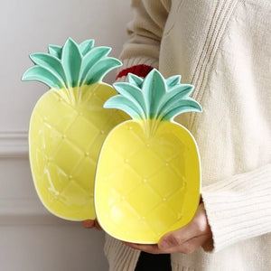 Pineapple Crockery - the-little-details-home-accents