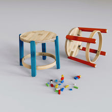 Load image into Gallery viewer, Mini Rad Stool