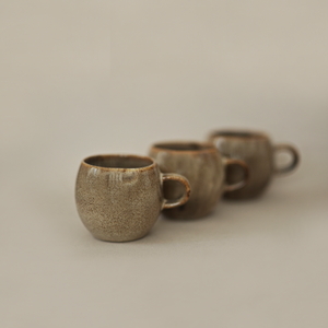 Sandstone Coffee Mugs - Set of 2