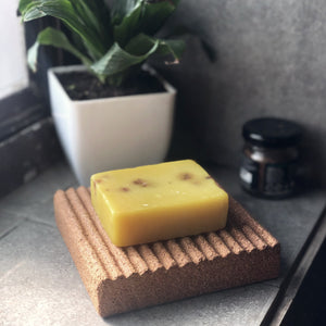 Wave Soap Dish Square