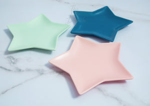 Star Snack Plates