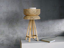 Load image into Gallery viewer, Lotus Table Lamp