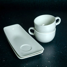 Load image into Gallery viewer, Tea for 2 Cup & Saucer Set