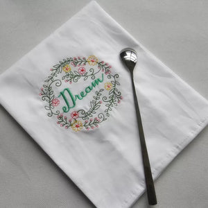 Love Hope Dream Tea Towels - Set of 3 - the-little-details-home-accents