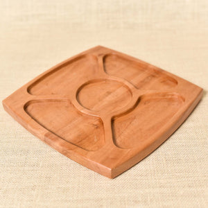 Inlays - Wooden Platter