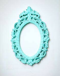 Vintage Decorative Wall Frames - Oval - the-little-details-home-accents