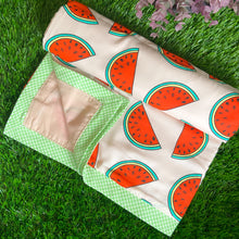 Load image into Gallery viewer, It's Time for Watermelons Blanket