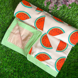 It's Time for Watermelons Blanket