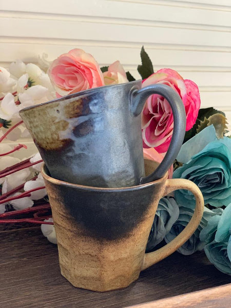 Rustic Patch Cups - the-little-details-home-accents