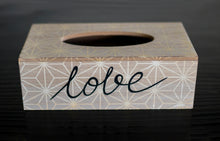 Load image into Gallery viewer, Wooden Tissue Box Holder - the-little-details-home-accents