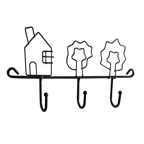 House and Garden Wall Hooks - the-little-details-home-accents
