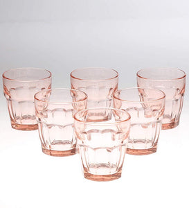 Rock Bar Glasses - Set of 6 - the-little-details-home-accents