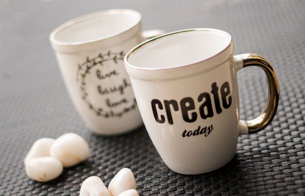 Motivational Quote Mugs - the-little-details-home-accents