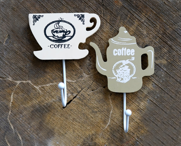 Coffee Wall Hooks - the-little-details-home-accents