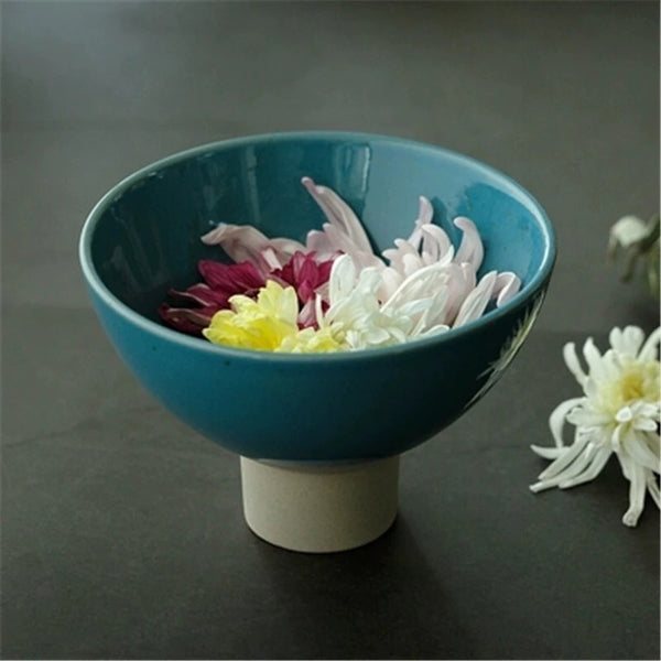 Stoneware Ceramic Bowl - the-little-details-home-accents