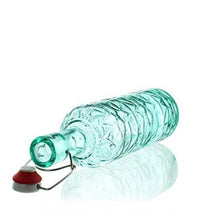 Load image into Gallery viewer, Jewelled Glass Water Bottle - the-little-details-home-accents