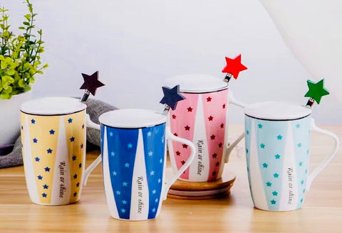 Rain or Shine Mugs - the-little-details-home-accents