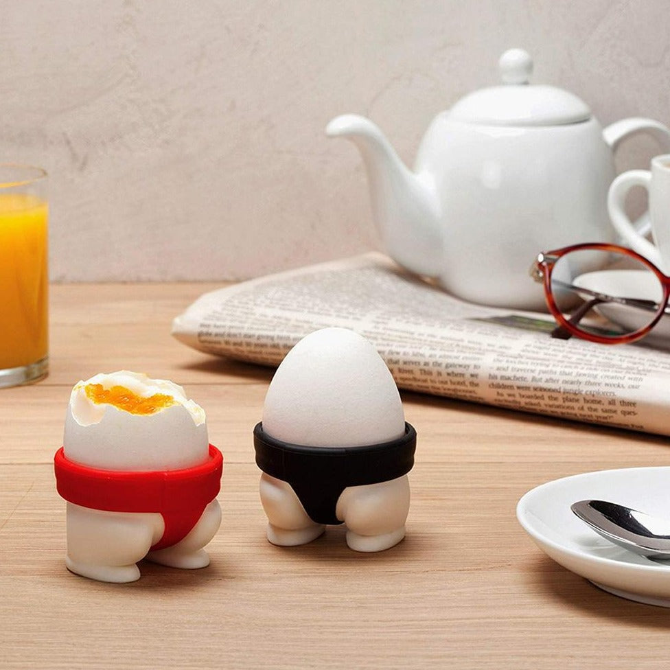 Sumo Egg Holders - Set of 2