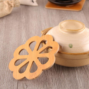 Wood Trivets - Set of 2 - the-little-details-home-accents