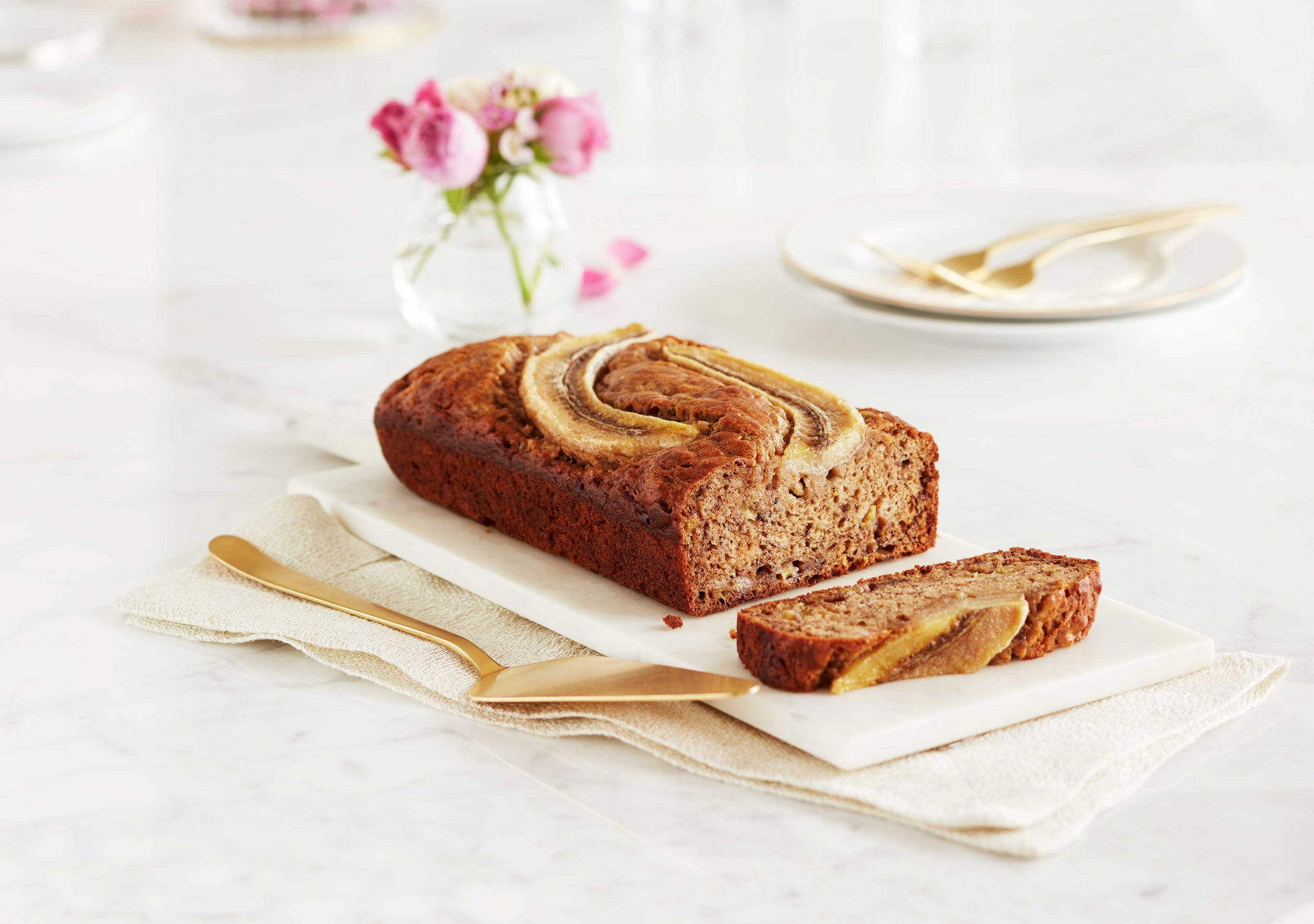 "On-purpose Banana Loaf<span class=""rightalign icon-NutFree""></span>"