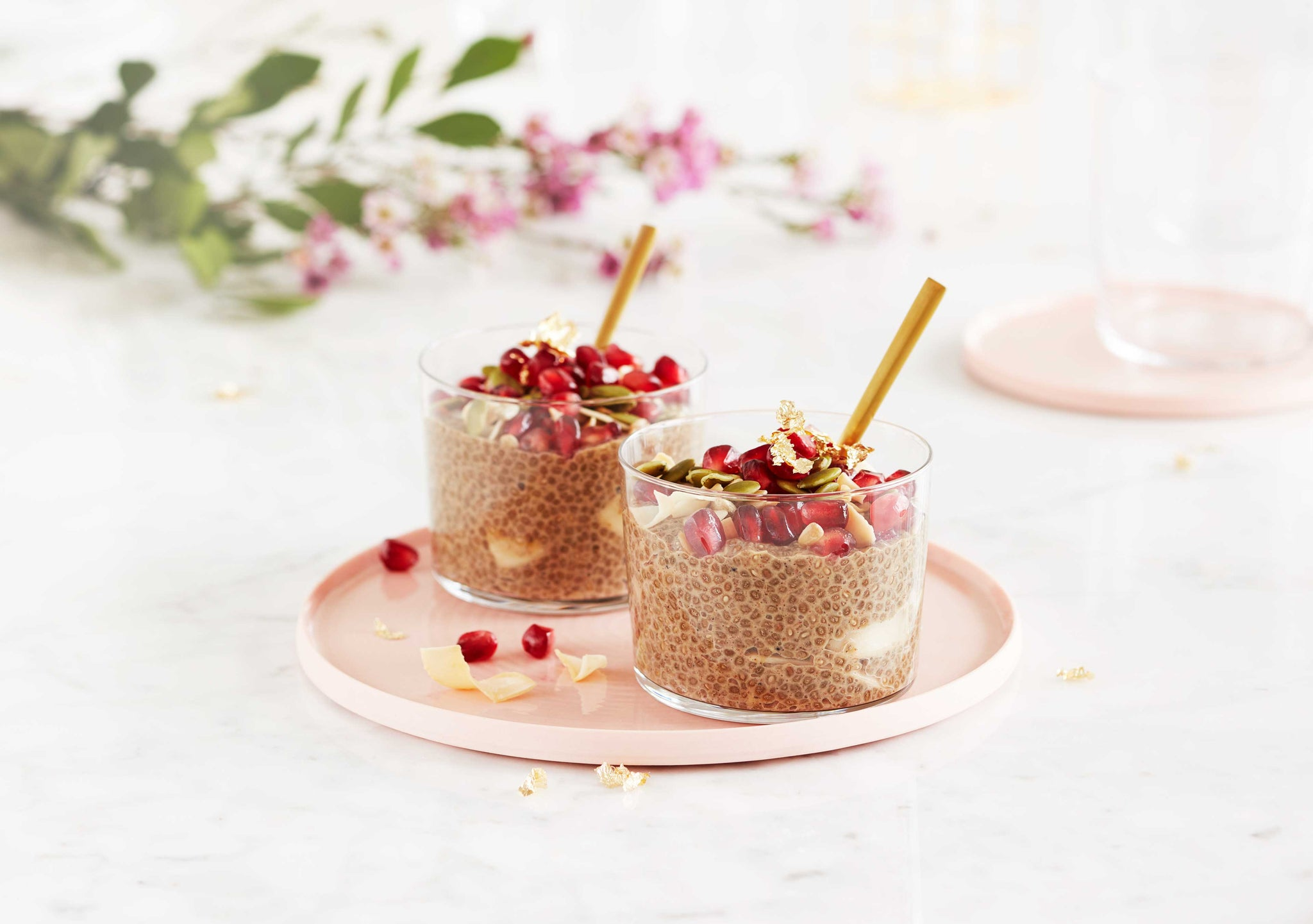 "Cocopom Chia Pudding <span class=""rightalign icon-Vegan""></span> <span class=""rightalign icon-DairyFree""></span>"