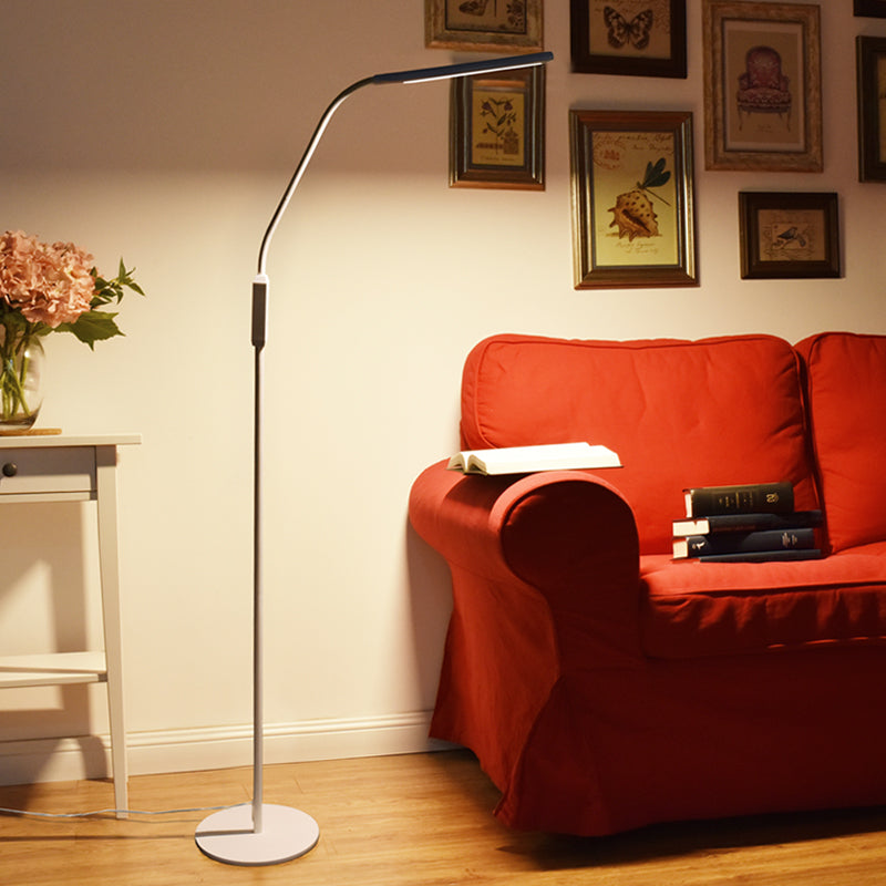 Nordic LED Floor Lamp Simple and Modern
