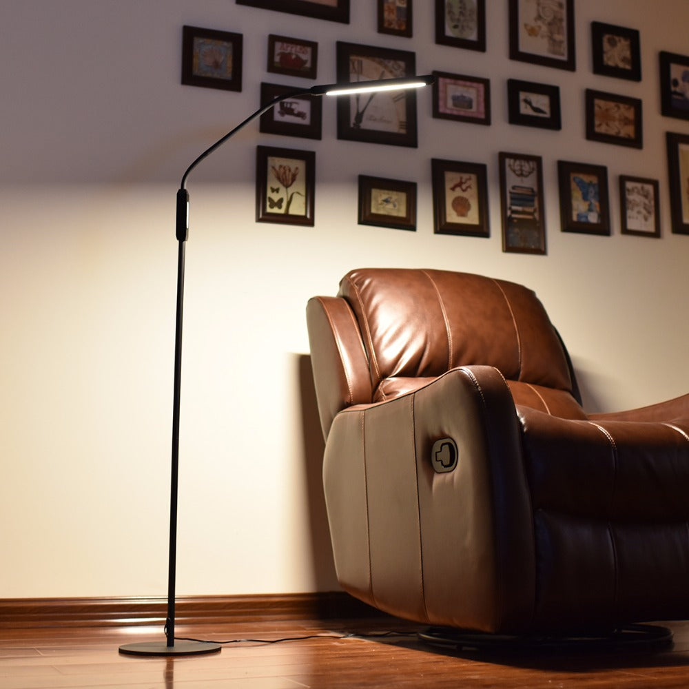 Eye Caring LED Floor Lamp Simple and Modern