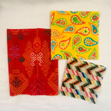 Small / Med / Large - Beeswax Food Wraps
