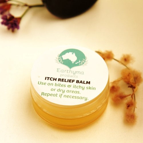 Itch ease bug balm