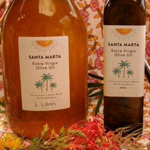 Extra Virgin Olive Oil - Santa Marta
